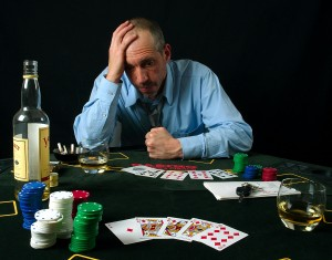 Losing in a Casino